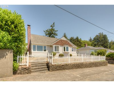 Single Family Home For Sale: 893 Florence Ave