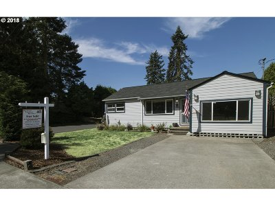 Milwaukie Single Family Home For Sale: 10083 SE 40th Ave