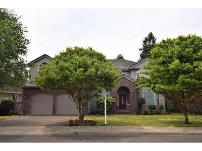 Canby Single Family Home Sold: 1141 NW 8th Way