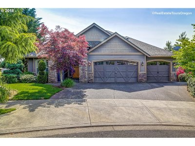 Happy Valley Single Family Home For Sale: 12802 SE Jubilee St