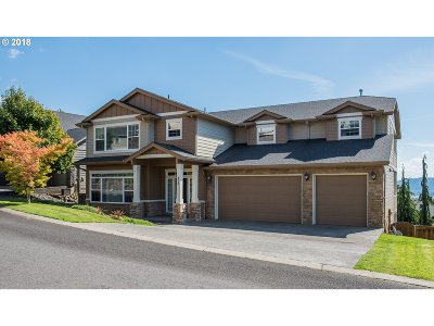 Washougal Single Family Home For Sale: 400 N Stonegate Dr