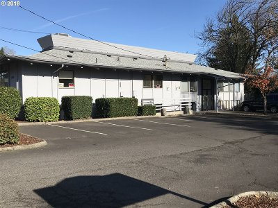 Portland Commercial For Sale: 1390 SE 122nd Ave