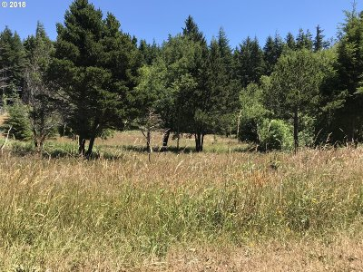 Port Orford Residential Lots & Land For Sale: Port Orford Loop Rd