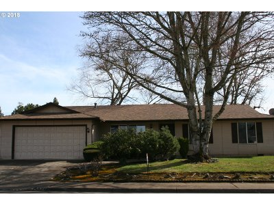Keizer Single Family Home Sold: 6924 Pierce Dr N