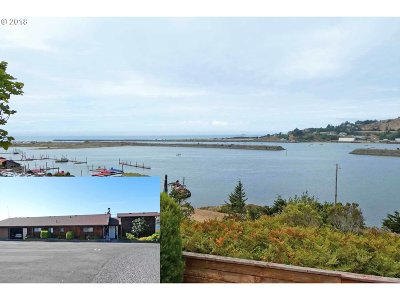 Gold Beach OR Single Family Home For Sale: $525,000