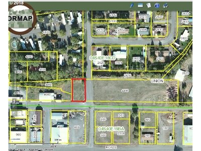 Union Residential Lots & Land For Sale: 103 N Bellwood Ave