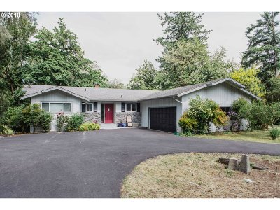 Oakland Single Family Home For Sale: 808 Riverwood Ln