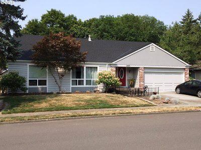 Single Family Home For Sale: 2885 NW 153rd Ave