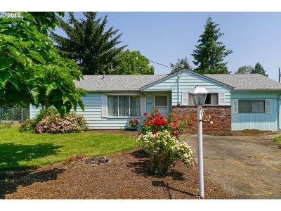 Salem Single Family Home For Sale: 3650 Middle Grove Dr NE