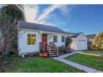 Washougal Single Family Home For Sale: 3802 C St