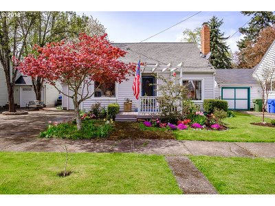 Salem Single Family Home For Sale: 1735 Yew St