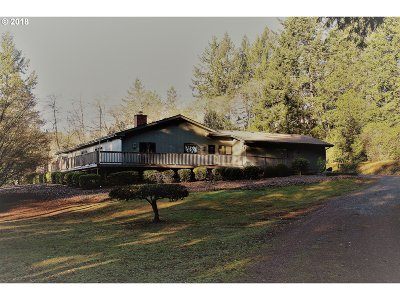 Brookings Single Family Home For Sale: 18132 Rainbow Rock Rd
