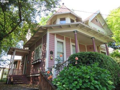 Portland Multi Family Home For Sale: 1842 SE Ankeny St