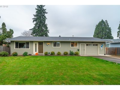 Newberg, Dundee, Lafayette Single Family Home For Sale: 807 Hulet Ave