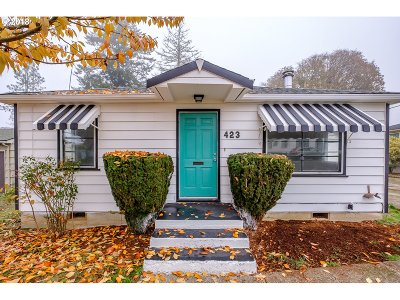 Sweet Home Single Family Home Pending: 423 7th Ave