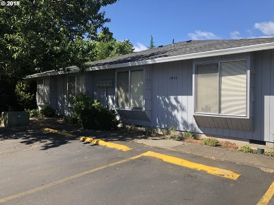 Forest Grove Multi Family Home For Sale: 1812 18th Ave