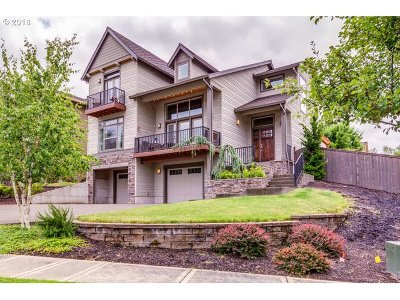 McMinnville Single Family Home For Sale: 1248 SW Forest Glen Dr