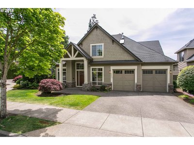Tualatin Single Family Home For Sale: 10852 SW Westfall Ct