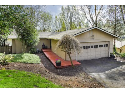Portland Single Family Home For Sale: 8628 SW Capitol Hwy