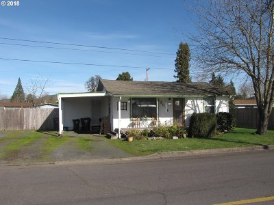 Springfield Single Family Home For Sale: 2074 G St