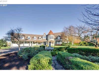 Single Family Home For Sale: 2645 SW Schaeffer Rd