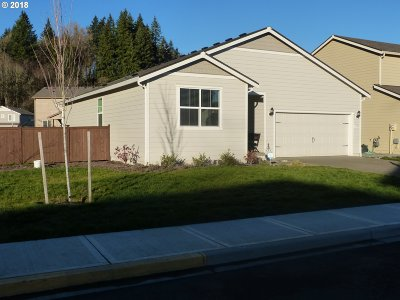 Cowlitz County Single Family Home For Sale: 1735 Chinook Ave