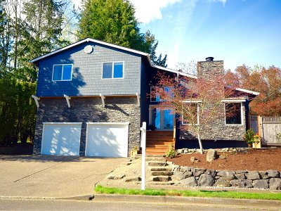 Lake Oswego Single Family Home For Sale: 1458 Greentree Cir
