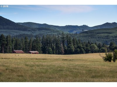Cottage Grove, Creswell Farm & Ranch For Sale: 77596 Land Ln