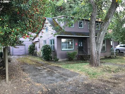Milwaukie, Clackamas, Happy Valley Single Family Home For Sale: 10484 SE 55th Ave