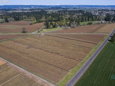 Hillsboro, Beaverton, Tigard Farm & Ranch For Sale: 3760 NW Leisy Rd