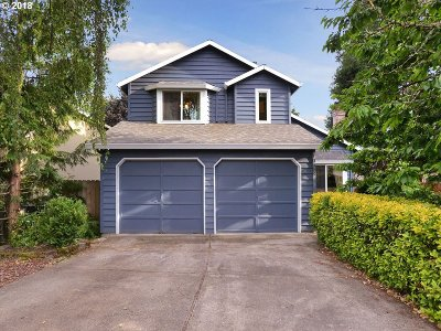 Tigard Single Family Home For Sale: 10418 SW Picks Way