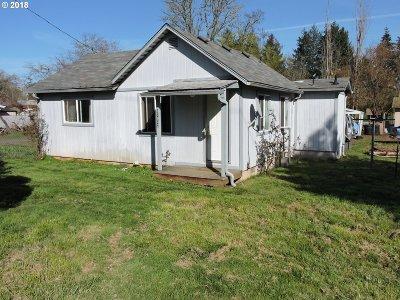 Veneta Single Family Home For Sale: 87933 Territorial Rd