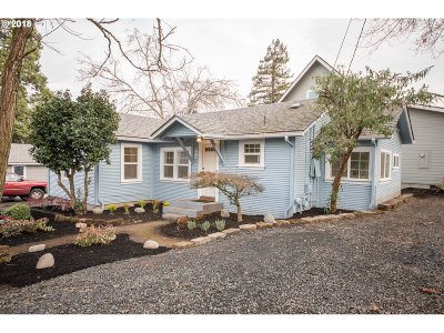 Eugene Single Family Home For Sale: 2845 Adams St