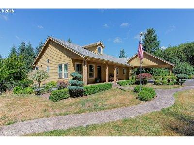 Yacolt Single Family Home For Sale: 28021 NE Felkel Rd