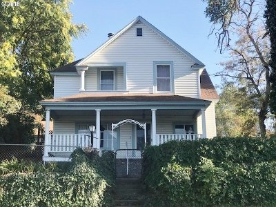 Pendleton Single Family Home For Sale: 212 SW Isaac Ave