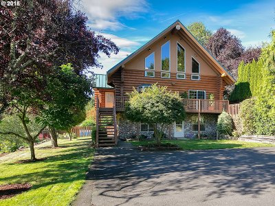 West Linn Single Family Home For Sale: 1250 9th St