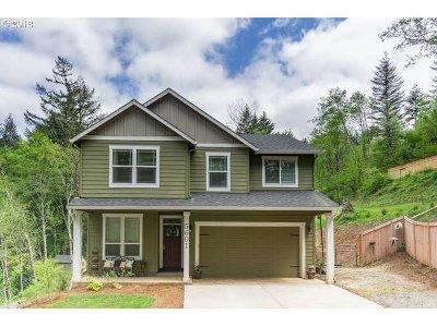 Camas Single Family Home For Sale: 5601 NE 276th Ave