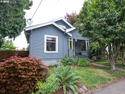 Portland OR Single Family Home For Sale: $299,900