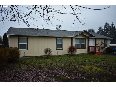 Cowlitz County Single Family Home For Sale: 1009 Lord St