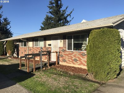 Portland OR Multi Family Home For Sale: $325,000