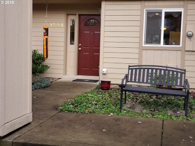 Eugene Condo/Townhouse For Sale: 1594 Fetters Loop