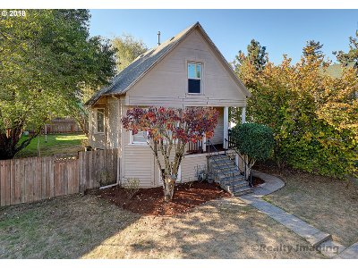 Single Family Home For Sale: 4025 NE 11th Ave