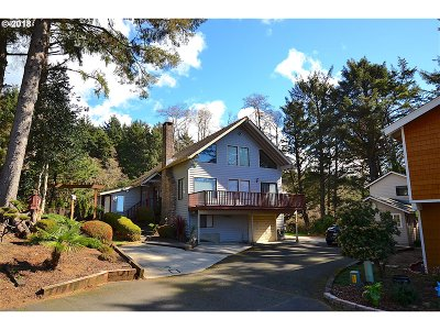 Cannon Beach Single Family Home For Sale: 187 E Susitna St