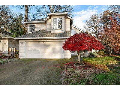 Tigard Single Family Home For Sale: 9292 SW Claridge Dr