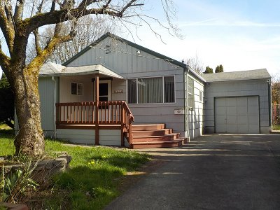 Single Family Home For Sale: 4614 NE 116th Ave