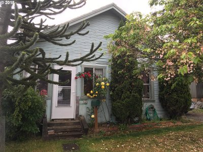 Coquille OR Single Family Home For Sale: $122,900