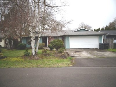 Salem OR Single Family Home For Sale: $225,000