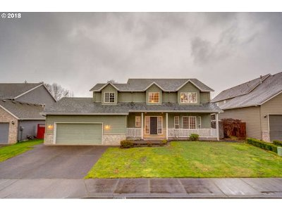 Happy Valley, Clackamas Single Family Home For Sale: 12377 SE Blaine Dr