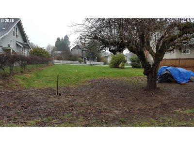 West Linn Residential Lots & Land For Sale: 1689 6th Ave