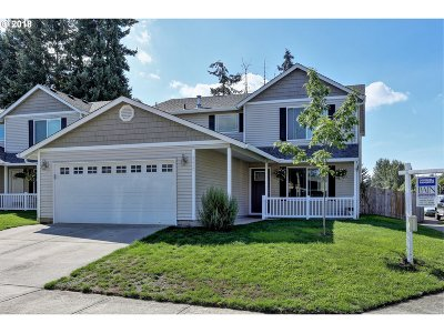 Vancouver Single Family Home For Sale: 6416 NE 78th Ave